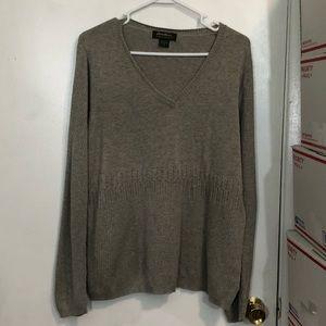 Eddie Bauer V Neck Sweater